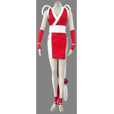 Kin of fighters cosplay dress/cloth