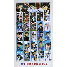 Detective conan stickers(250pcs a set)
