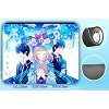 Ao no exorcist mouse pad
