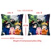 Naruto double side pillow
