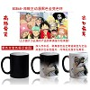 One piece color cup