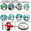 Hatsune Miku pins(8pcs a set)
