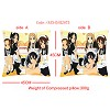 K-ON double sides pillow(45X45CM)