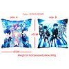 Ao no exorcist double sides pillow(45X45CM)