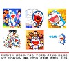 Doraemon cleaning cloth(6pcs a set)