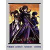 Code Geass wallscroll