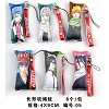 Bleach small pillow phone straps(6pcs a set)