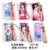 Touhou project small pillow phone straps(6pcs a se...