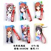 To Aru Kagaku No rail gun small pillow phone strap...