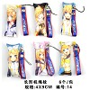 Hatsune Miku small pillow phone straps(6pcs a set)