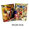 One piece documents pouch