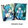 Hatsune Miku documents pouch