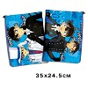 Detective conan documents pouch