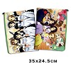 K-on documents pouch