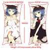 Anime sexy girl double sides pillow(40X100CM)