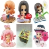 One piece anime figures(5pcs a set)