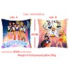 Sailor Moon double sides pillow(45X45CM)