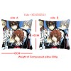 Vampire knight double sides pillow(45X45CM)