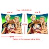 One piece double sides pillow(45X45CM)