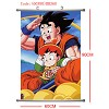 Dragon ball wallscroll(60X90CM)