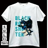Black rock shooter  anime T-shirt TS973