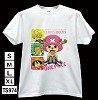 One piece anime T-shirt TS974