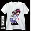 Angel beats anime T-shirt TS1064