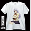 Angel beats anime T-shirt TS1065