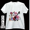 Angel beats anime T-shirt TS1069