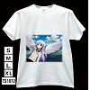 Angel beats anime T-shirt TS1072