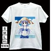 Angel beats anime T-shirt TS1076