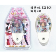 Shugo chara LED colorful light