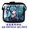 Hatsune Miku anime canvas bag