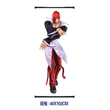 The King of Fighters wallscroll 3075