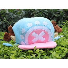 one piece chopper plush hat
