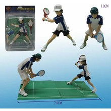 The prince of tennis figures(2pcs a set)