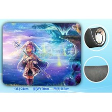 The anime mouse pad SBD1444