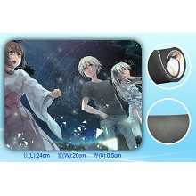 The anime mouse pad SBD1459
