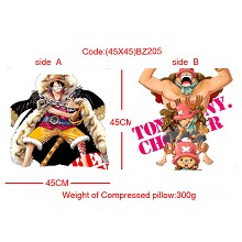 One piece double sides pillow BZ205