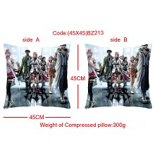 Final Fantasy double sides pillow BZ213