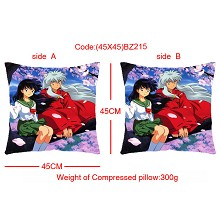 Inuyasha double sides pillow BZ215