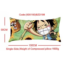 One piece life size pillow BZD198