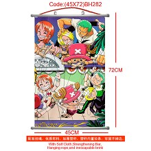 One piece wallscroll(45X72)BH282