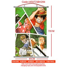 One piece wallscroll(45X72)BH284