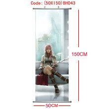 Final Fantasy wallscroll(50X150)BH043