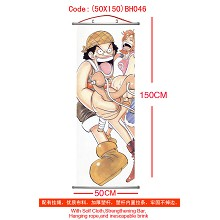One piece wallscroll(50X150)BH046