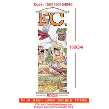 One piece wallscroll(50X150)BH049