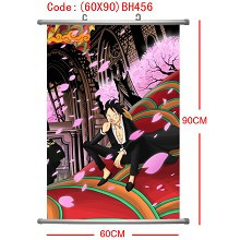 One piece wallscroll(60×90)BH456