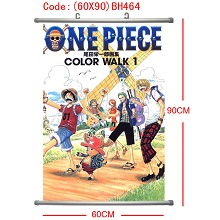 One piece wallscroll(60×90)BH464