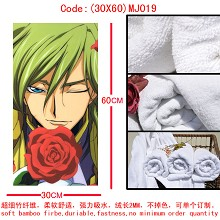 Code Geass towel(30X60)MJ019